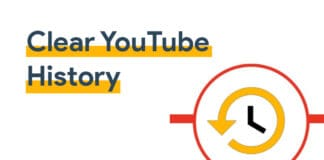 How to Clear YouTube Watch or Search History on App/PC