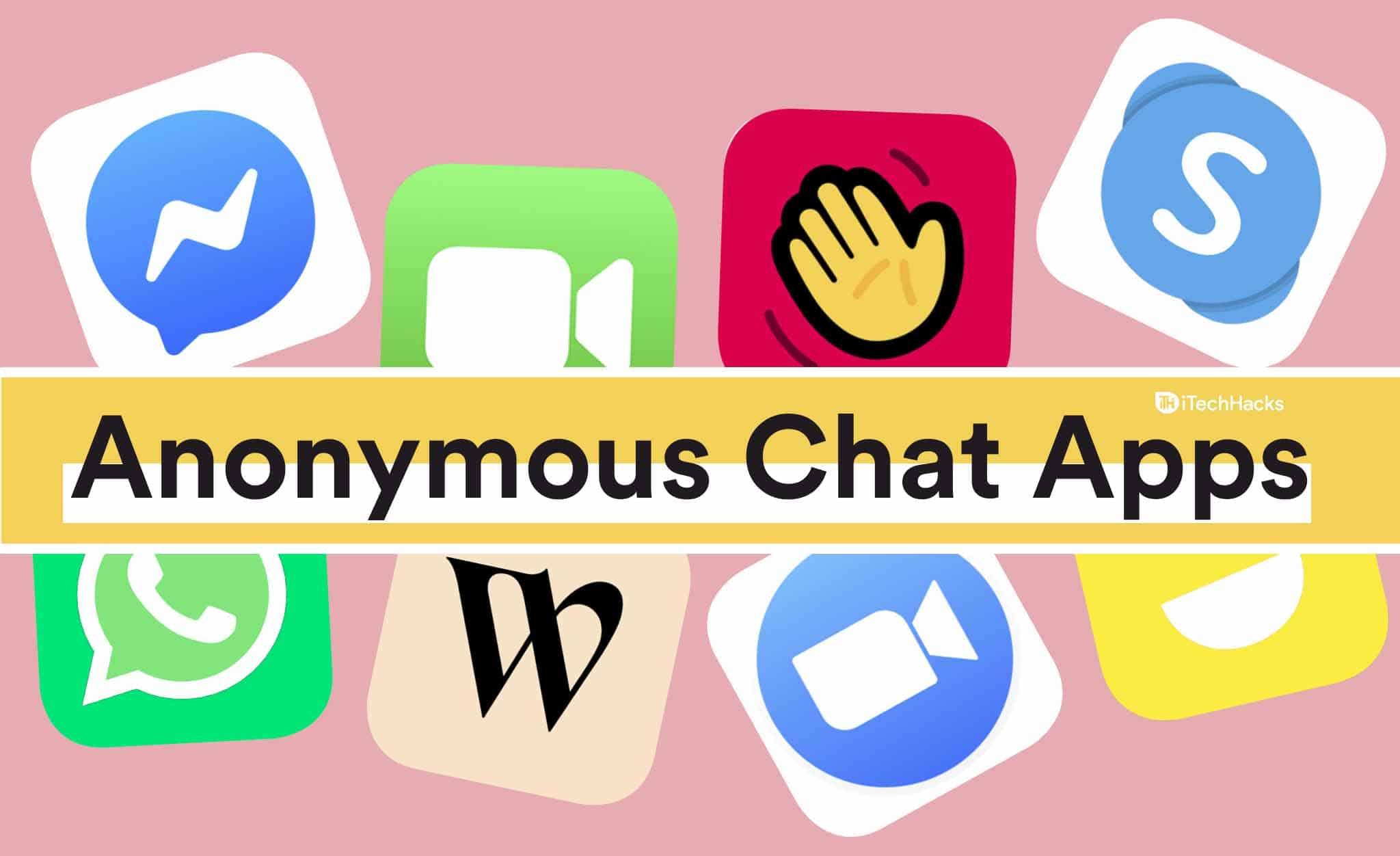 Chat anonym 10 Best