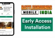Battlegrounds Mobile India Early Access Available to Download