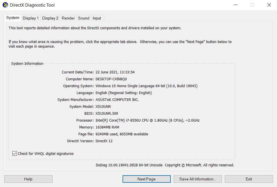 DX11 Feature Level 10.0 Is Required to Run the Engine Error
