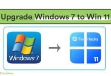 How To Upgrade Windows 7 to Windows 11