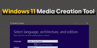 Windows 11 Media Creation Tool: How To Install/Upgrade Windows