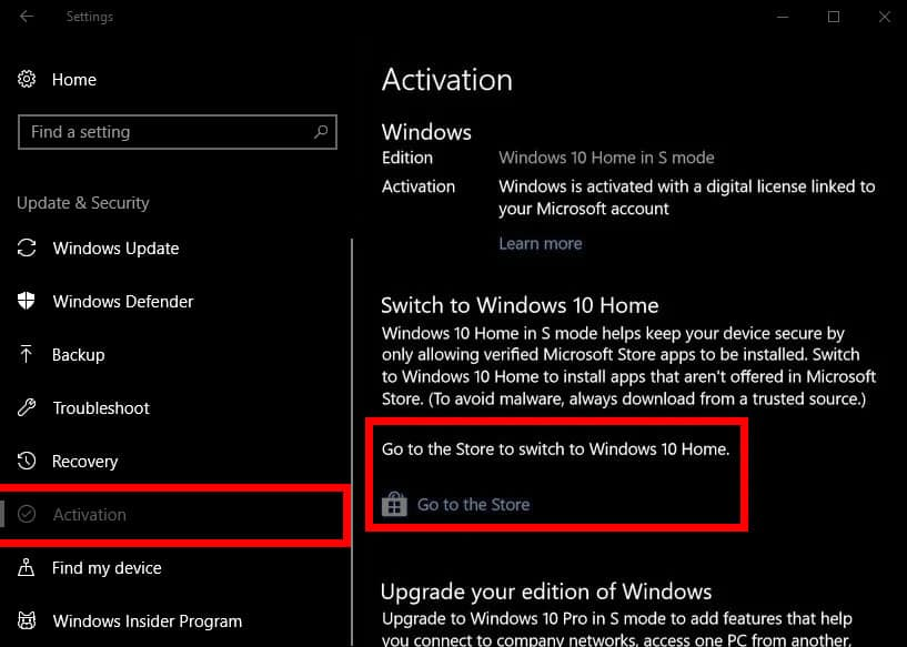 Turning Off Windows 11 S Mode