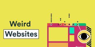 Most Weird Websites of 2021