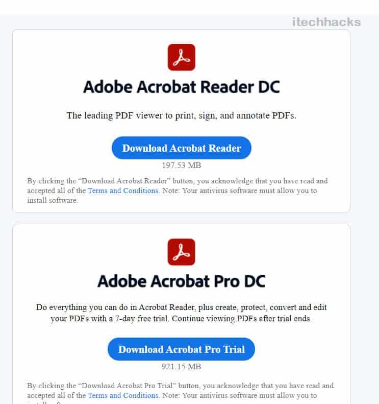 Adobe Reader For Windows 11