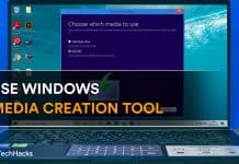 How to Use Windows Media Creation Tool for Upgradation