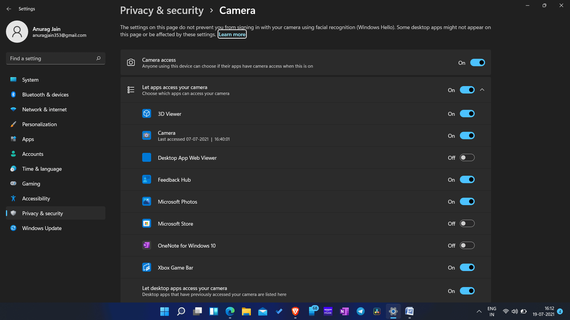 How To Fix Windows 11 Camera Not Working?