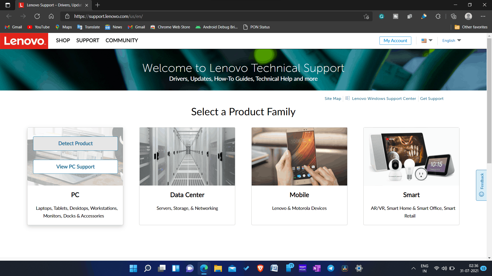Lenovo Camera Not Working in Windows 10 and 11 – FIX