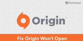 How To Fix Origin Won't Open or Responding On Launch