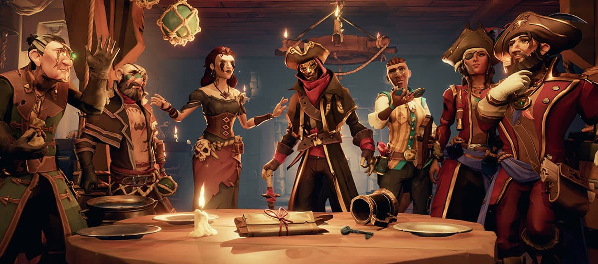 Is Sea Of Thieves Cross-Play?