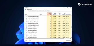 Service Host SysMain High Disk Usage In Windows