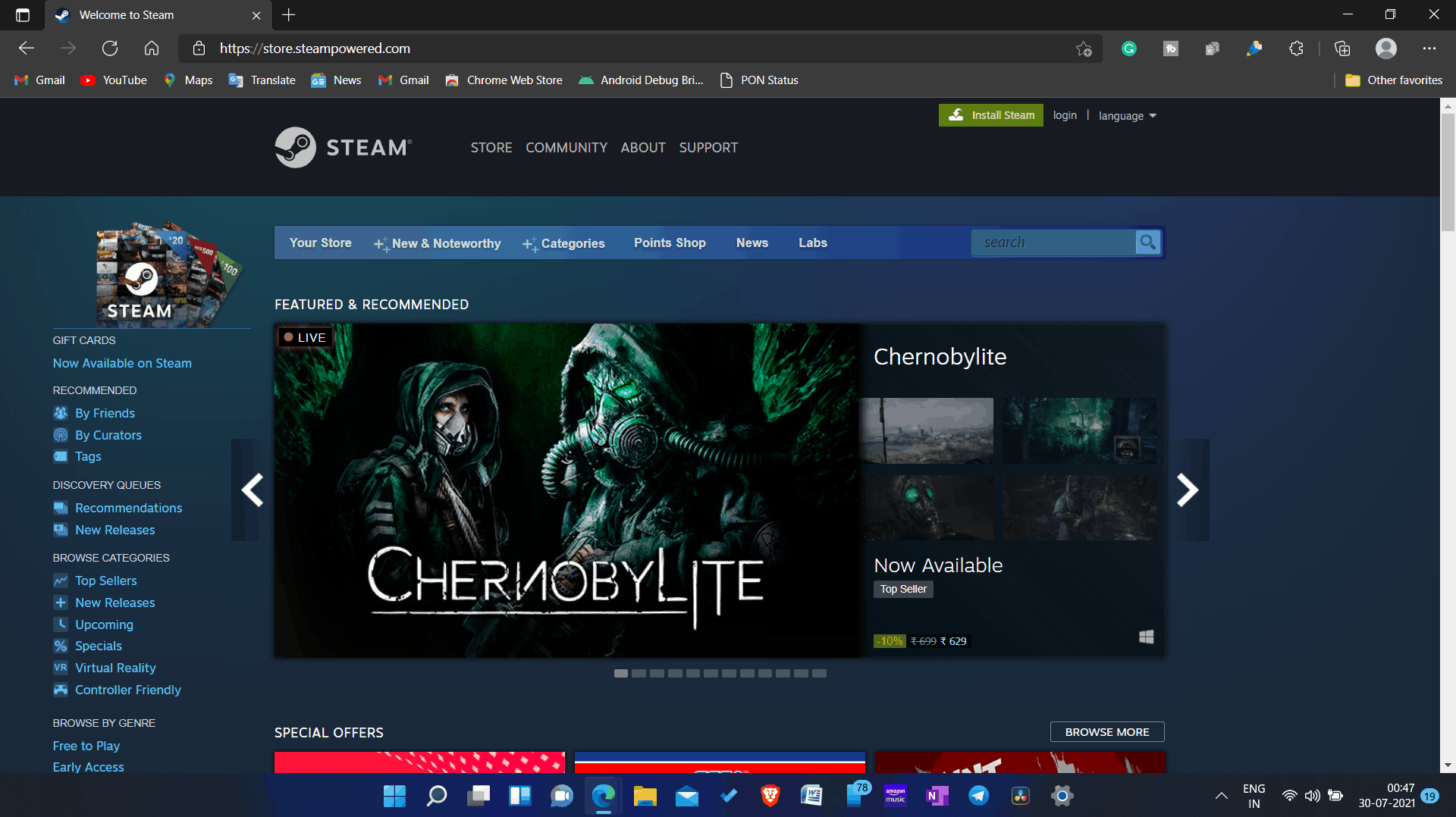 How To Fix Pending Transaction Error In Steam?