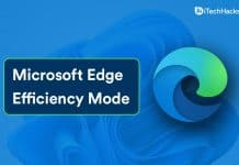 How To Enable Windows 11 Microsoft Edge Efficiency Mode