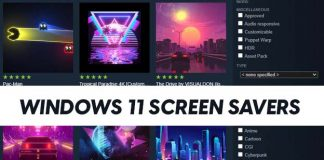 How To Enable Windows 11 Screen Savers
