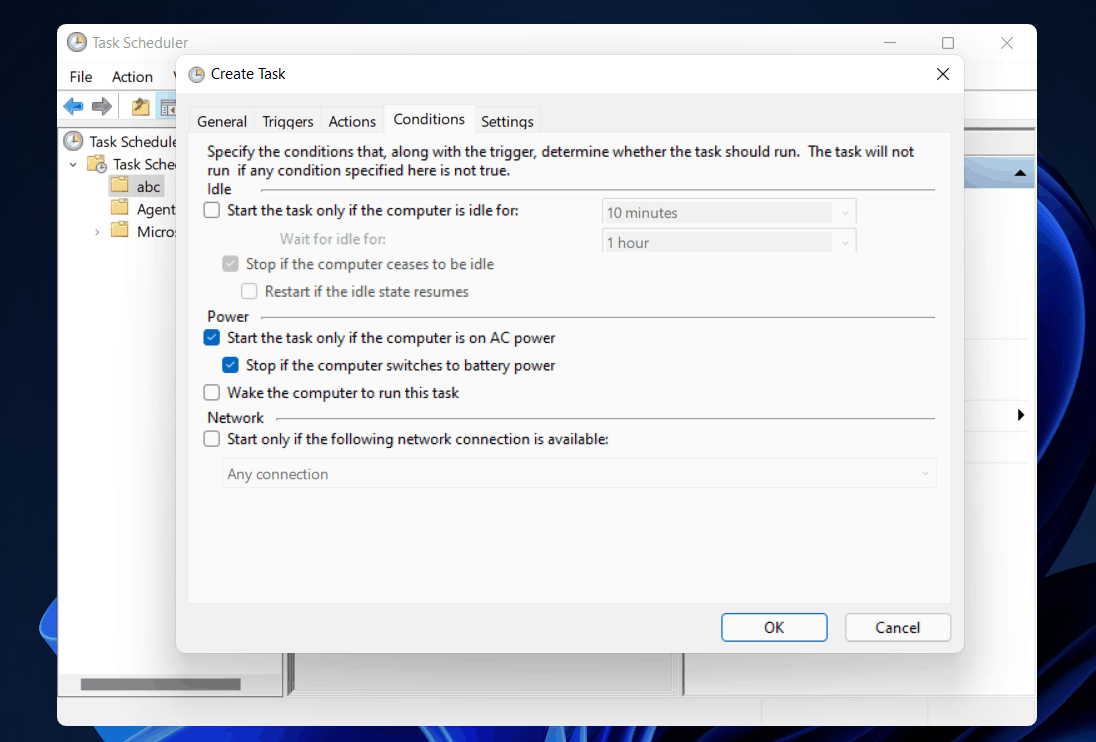How To Create An Automated Task Using The Scheduler In Windows 11?