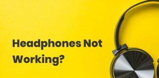Fix Headphones Not Working in Windows 11