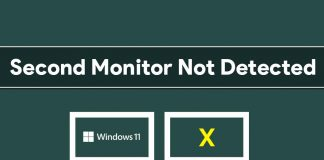 How to Fix Windows 11 Not Detecting Second Monitor