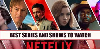 Top 10 Best Netflix Series and Shows to Binge Watch