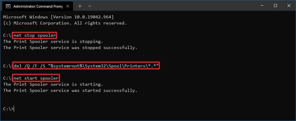 How To Fix Printer Spooler Errors In Windows 11?