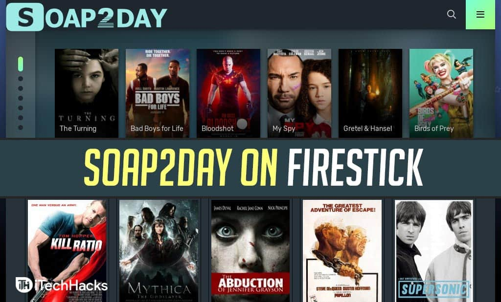 How To Download and Install Soap2day On Firestick