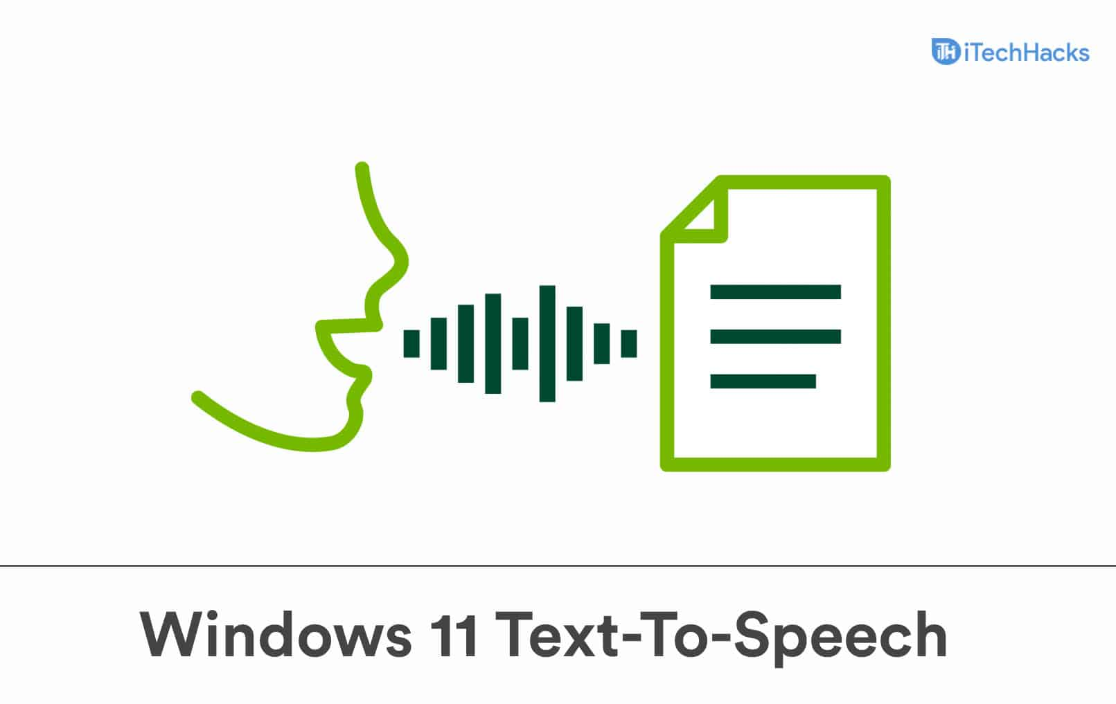 How To Enable Windows 11 Text-To-Speech Voice Typing