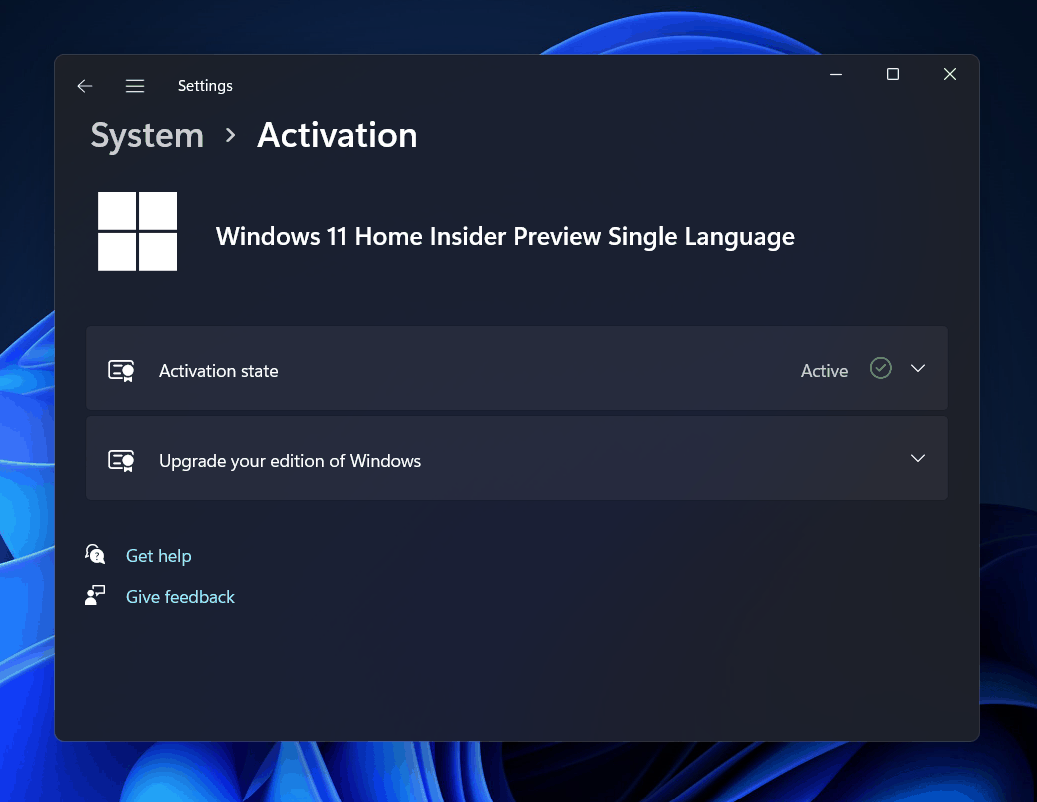 How To Check Windows 11 Activation Status