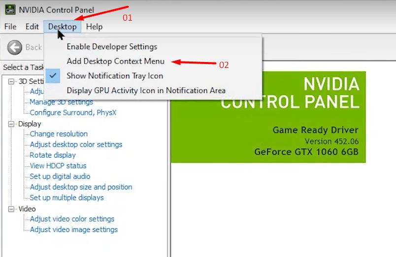 Add Desktop context menu - (4)
