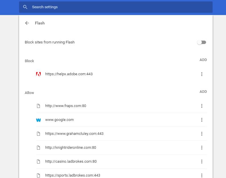 How To Unblock Adobe Flash Player On Windows 11: Chrome, Firefox, Edge, Safari