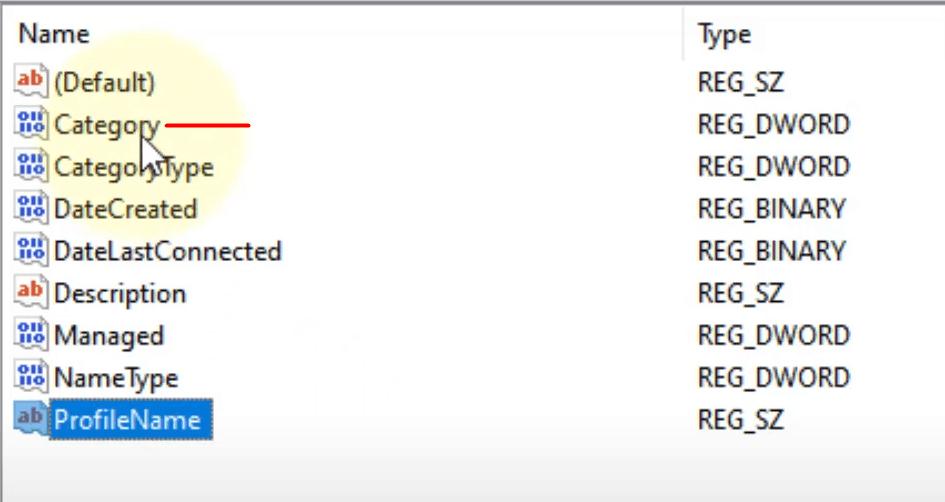 Change Public VPN To Private In Windows 11
