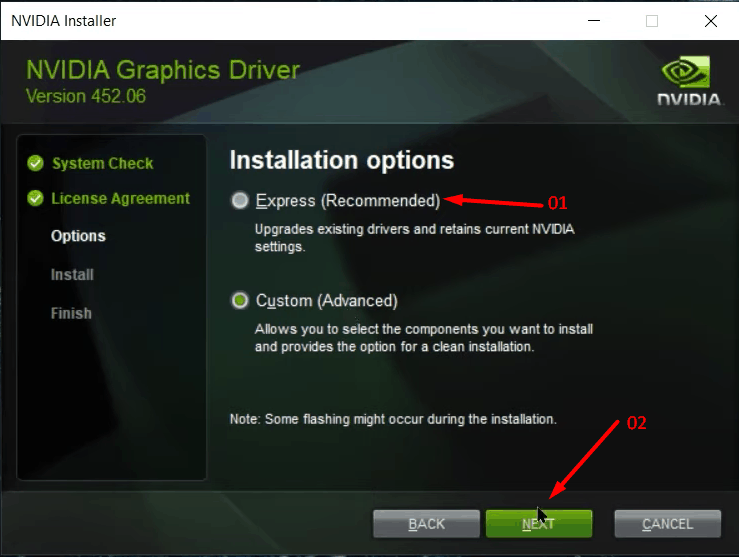 Download manual drivers package - (3)