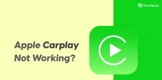 How To Fix Apple Carplay Not Working and Connecting