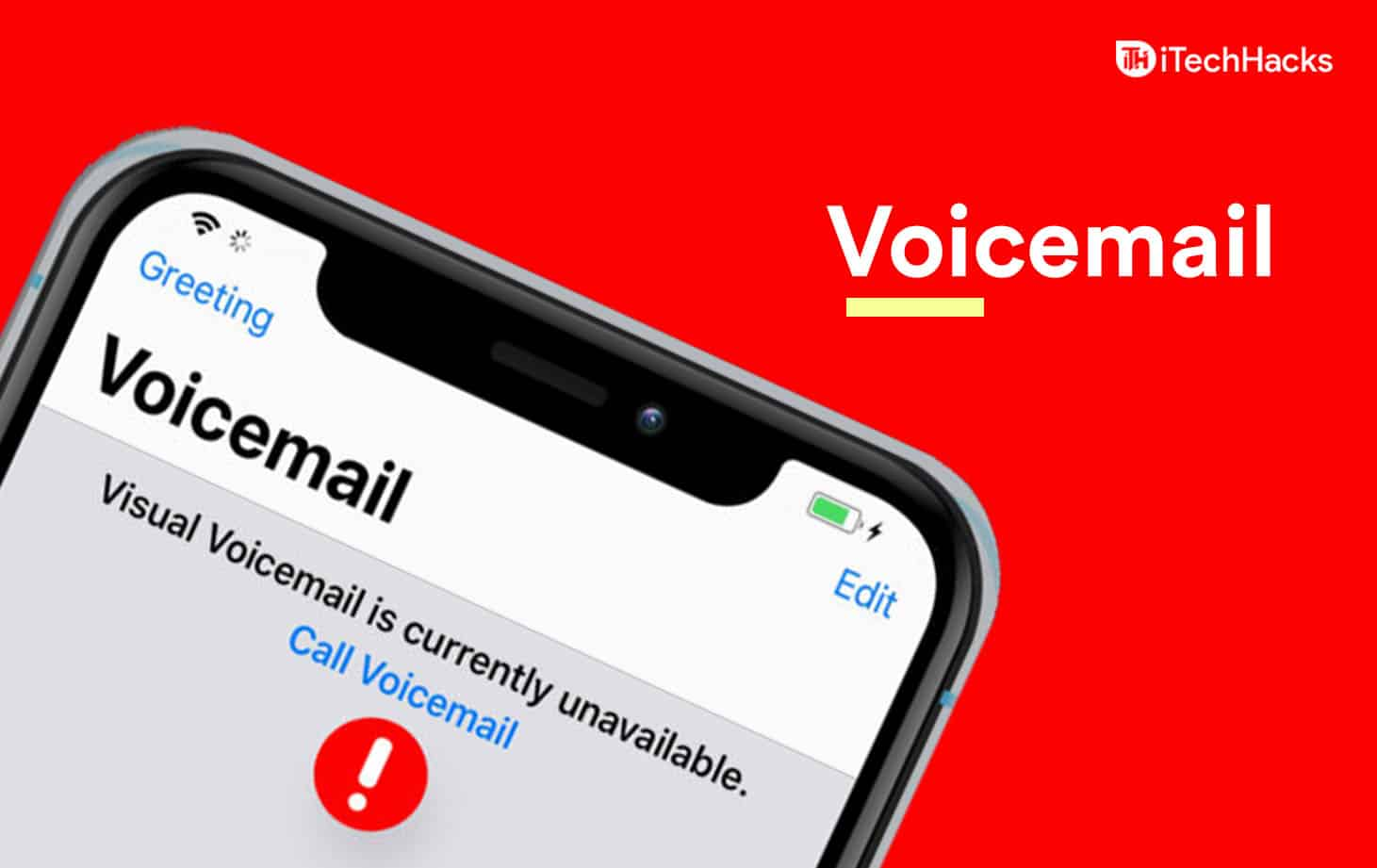 How To Fix Voicemail Not Working On iPhone