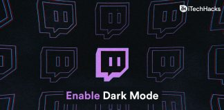 How To Enable and Activate Twitch Dark Mode