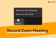 How To Record Zoom Meeting On Chromebook
