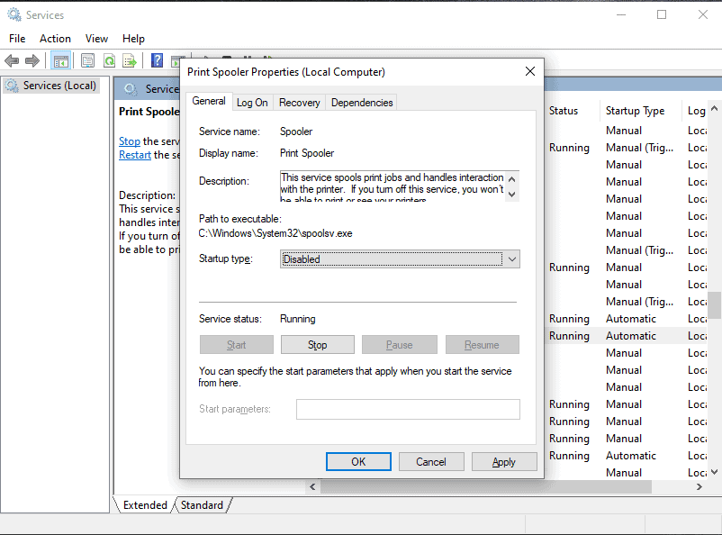 What is Spooler SubSystem App In Windows 10 And High CPU Usage?
