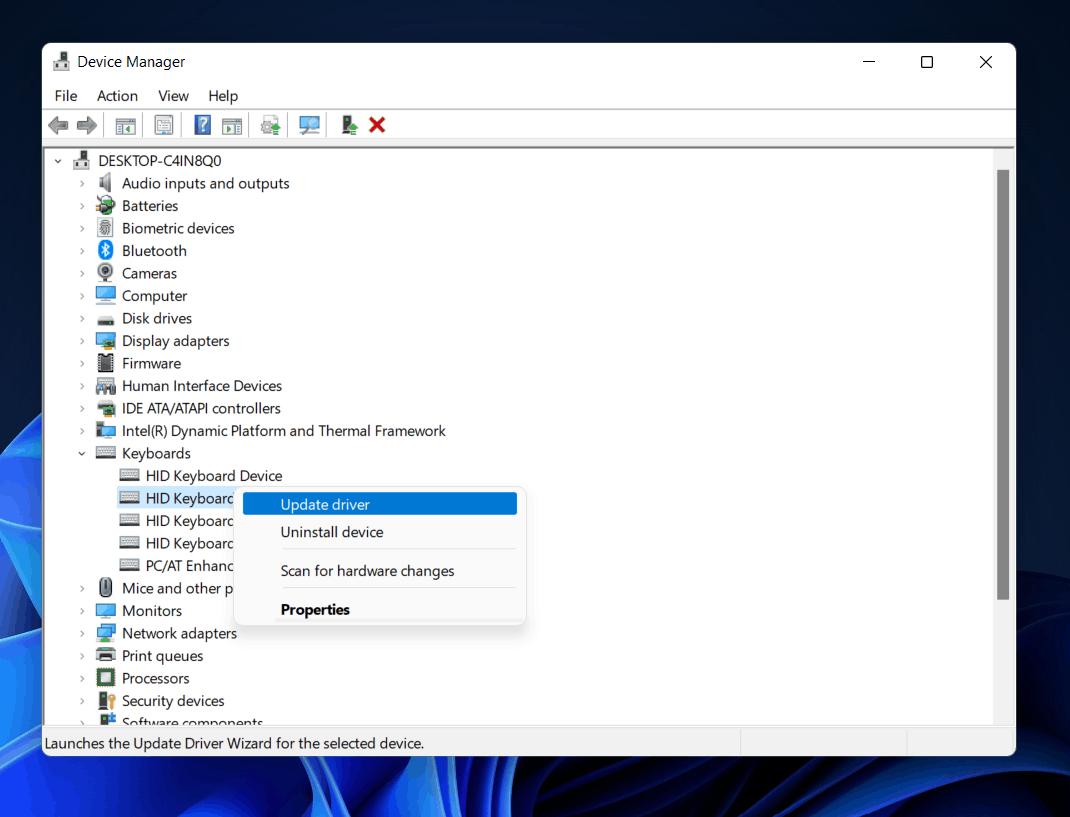 Fix Hotkeys (Fn Keys) Not Working On Windows 11 Laptop