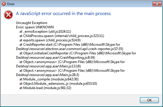 How to Fix the 'A JavaScript Error Occurred in the Main Process' Error in Discord?