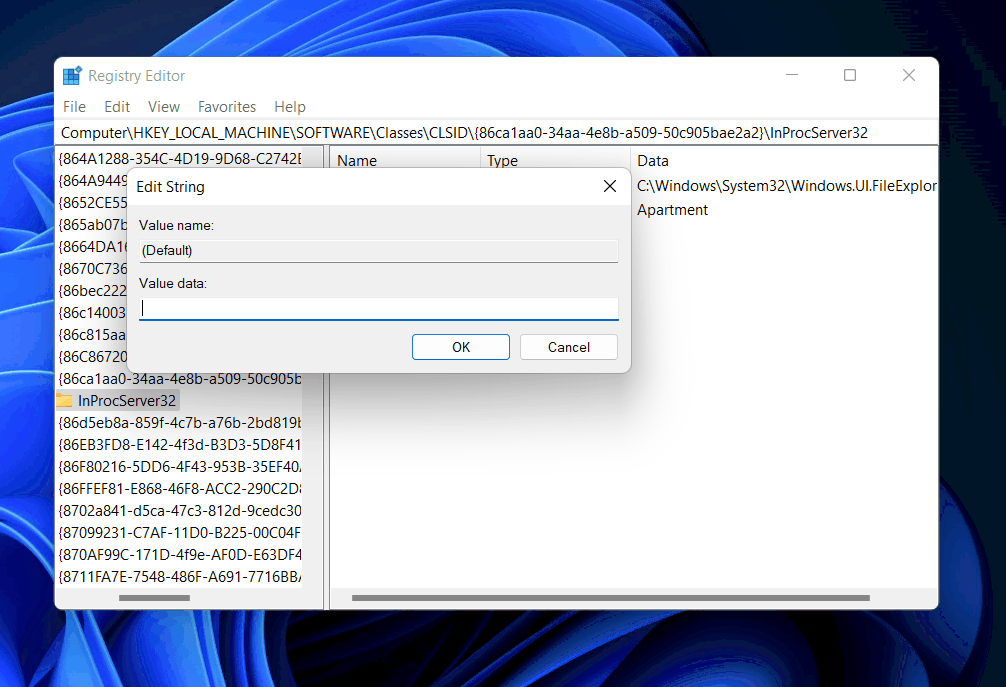 How To Get Back The Old Context Menus On Windows 11?